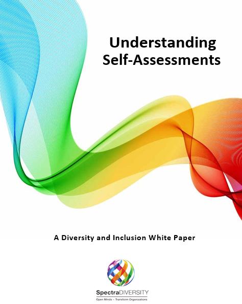 Self assessment white paper